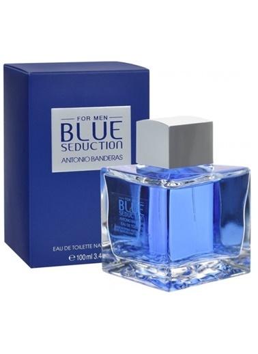 Antonio Banderas Blue Seduction EDT 100 ml Erkek Parfüm Renksiz